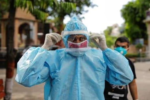 Coronavirus: گزشتہ 24 گھنٹوں میں سامنے آئے کورونا کے تقریبا 87 ہزار نئے معاملات ، اب تک 91 ہزار سے زیادہ لوگوں کی موت