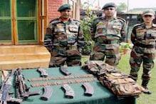 فوج کا جموں میں آئی بی پر بھاری مقدار میں منشیات و اسلحہ بر آمد کرنے کا دعویٰ