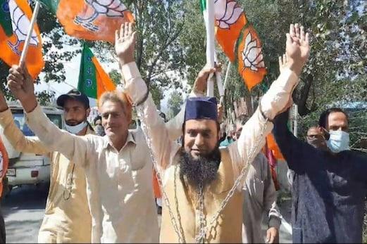 وزیر اعظم مودی نے کشمیریوں کو زنجیروں سے آزاد کرایا : بی جے پی لیڈر جاوید قریشی