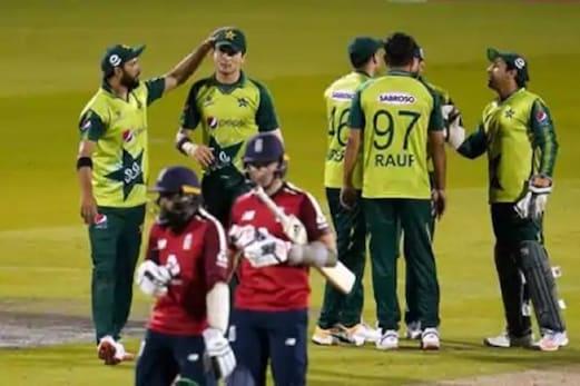 پاکستان نے سنسنی خیز مقابلہ میں انگلینڈ کو شکست دے کر سیریز برابر کردی