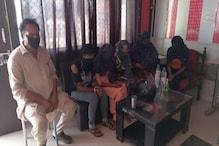 ہماچل پردیش میں سیکس ریکٹ کا پردہ فاش، 5 لڑکیاں گرفتار