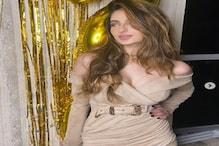 اداکارہ شویتا تیواری کی بیٹی نے کچھ اس انداز میں منایا یوم پیدائش کا جشن ، تصویر وائرل