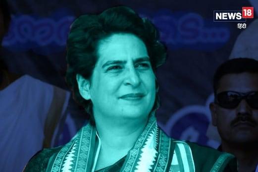 پرینکا گاندھی نے یوگی حکومت پر کیا طنز، خواتین کے خلاف بڑھے جرائم، لیکن سی ایم کا فوٹو سیشن چالو