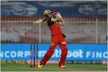 IPL 2020: اے بی ڈیویلیئرس نے 23 گیندوں میں نصف سنچری بناکر کیرون پولارڈ کی برابری کرلی