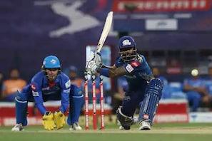 IPL 2020 : ممبئی انڈینس نے دہلی کو دی مات ، سوریہ کمار اور ڈی کاک نے دلائی جیت