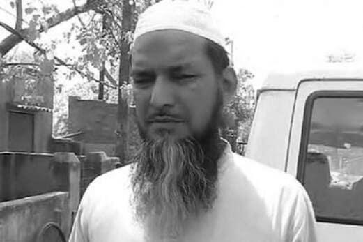 مغربی بنگال: فساد میں اپنے بیٹےکوکھو چکے مولانا امداد الرشیدی نے جب کی تھی امن کی اپیل