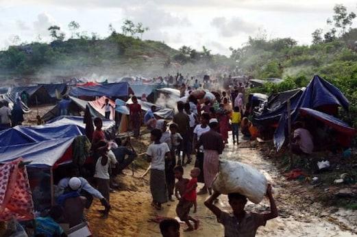 بنگلہ دیش کے روہنگیا پناہ گزیں کیمپوں میں گینگ وار، اب تک 8 لوگوں کی موت، ہزاروں بھاگے
