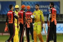 IPL 2020: چنئی سپرکنگس کو مسلسل تیسری شکست کا سامنا، حیدرآباد کو ملی جیت