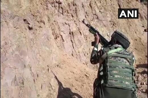 جموں وکشمیر کے اننت ناگ ضلع میں تصادم، ایک دہشت گرد ڈھیر