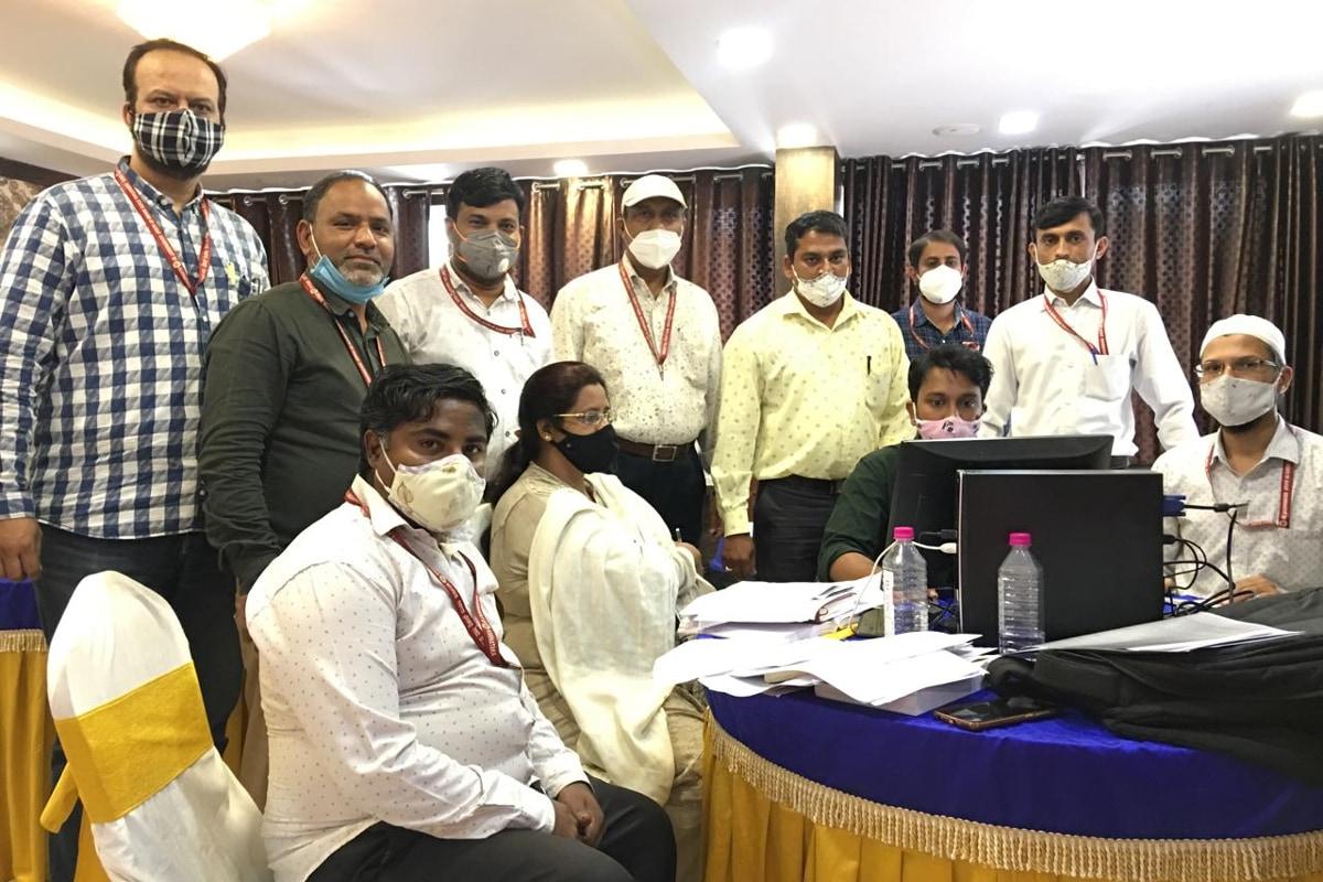 بنگلورو کے حج بھون میں وقف ٹریننگ انسٹی ٹیوٹ کا مستقل دفتر قائم کیا گیا ہے۔
