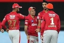 IPL 2020: دلچسپ مقابلے میں کنگس الیون پنجاب نے سن رائزرس حیدرآباد کو 12 رنوں سے شکست دی