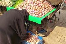 میرٹھ : پیاز کی قیمتوں میں ہوئے بےتحاشہ اضافہ سے نکلے لوگوں کے آنسو