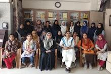 جامعہ نگر کے سرکاری اسکول کی 23 طالبات نے نیٹ کوالیفائی کیا ، اہل خانہ میں خوشی کی لہر
