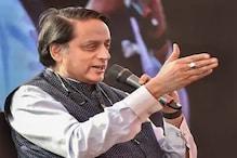 پاک فیسٹ میں ششی تھرور کے بیان پر گھمسان ، بی جے پی نے کہا :  ہندوستان کا مذاق بنایا