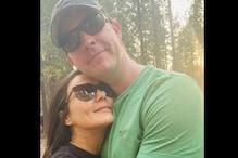 اداکارہ پریتی زنٹا نے اپنے شوہر کے ساتھ شیئر کی ایسی رومانٹک تصویر، جم کر ہوگئی وائرل