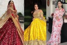 مشہور پنجابی اداکارہ ہمانشی کی مختلف لکس کی تصویریں سوشل میڈیا پر یوں مچاتی ہیں دھوم
