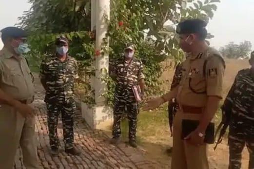 ہاتھرس اجتماعی آبروریزی سانحہ: اب متاثرہ کے اہل خانہ کی سیکورٹی میں تعینات کئے گئے سی آر پی ایف کے 80 جوان