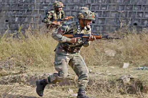 جموں و کشمیر: بانڈی پورہ میں مسلح تصادم، دو جنگجو ہلاک