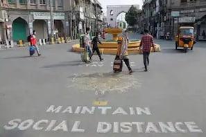 راجستھان کے 12 شہروں میں نائٹ کرفیو نافذ، کنٹینمنٹ زون میں 31 دسمبر تک لاک ڈاون