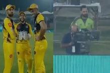 بلے بازی چھوڑ کر ٹوائلٹ کی طرف بھاگا پاکستان کا یہ کھلاڑی ، لوٹ کر ٹیم کو دلائی جیت