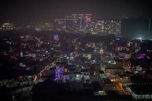 دہلی میں ائیر کوالیٹی انتہائی خراب کٹیگری میں ، رات میں مزید خراب ہونے کا اندیشہ