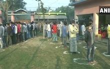 بہار میں 78 سیٹوں پر ووٹنگ جاری، حکومت کے 11 وزرا کی قسمت داو پر