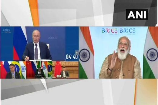 برکس اجلاس میں وزیر اعظم مودی کا پاکستان پر نشانہ، کہا۔ دہشت گردوں کی مدد کرنے والے ملکوں کو بھی ٹھہرایا جائے مجرم