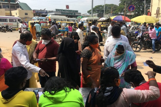 کرناٹک: دو اسمبلی حلقوں کے ضمنی انتخابات کیلئے ووٹنگ مکمل ، 10 نومبر کو نتائج کا اعلان