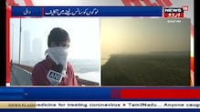 دہلی میں مسلسل فضائی آلودگی میں اضافہ،  لوگوں کو سانس لینے میں تکلیف: ویڈیو دیکھیں