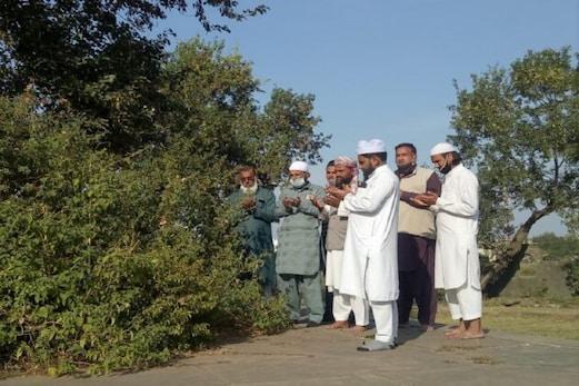 نواب شاہجہاں بیگم کا مقبرہ خستہ حالی کا شکار، وقف بورڈ اور شاہی اوقاف دونوں کو نہیں ہے فکر