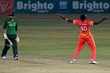 بڑے الٹ پھیر کا شکار ہوئی پاکستانی ٹیم، آخری ونڈے میں زمبابوے نے سپر اوور میں دی شکست