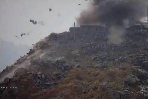 اپنے فوجیوں کی موت سے بوکھلائے پاکستان نے ایل او سی پر کی گولی باری، ہندوستانی فوج ہائی الرٹ