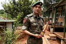 Naxal Attack : سکما می بارودی سرنگ دھماکہ میں سی آر پی ایف کا افسر شہید ، 9 جوان زخمی