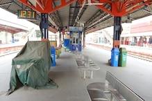 میرٹھ: ٹرینوں کے نہ چلنے سےبری طرح متاثرہوا پلیٹ فارم ونڈروں اور اسٹیشن دکانداروں کاروزگار