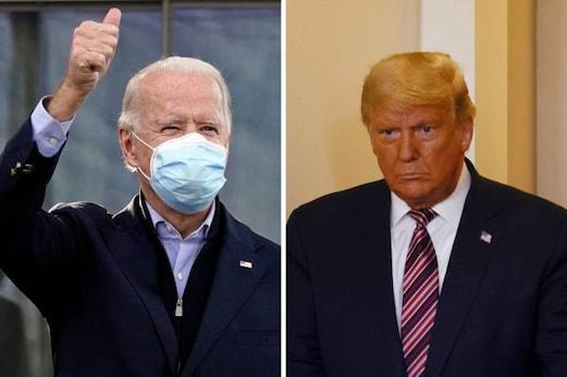 US Election Results 2020: جو بائیڈن کا ڈونلڈ ٹرمپ کو پیغام، ' ہم مخالف ہو سکتے ہیں لیکن دشمن نہیں'