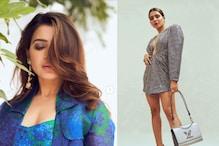 اداکارہ سامنتھا اکینی کے گلیمرس انداز کے لوگ ہوئے دیوانے، بولڈ انداز میں شیئر کی تصاویر