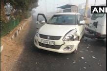 دہلی: تصادم کے بعد 5 مشتبہ دہشت گرد گرفتار، 3 کشمیری اور 2 کا تعلق پنجاب سے
