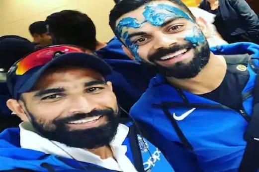 IND VS AUS: ٹیم انڈیا کے تیز گیند باز محمد شمی سے متعلق آئی بری خبر، اسپتال لے جائے گئے