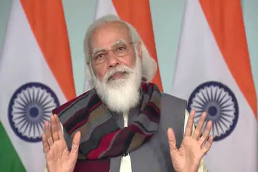 وزیر اعظم نے کہا : راتوں رات نہیں آئے زرعی قوانین، سالوں سے ہورہی تھی بحث
