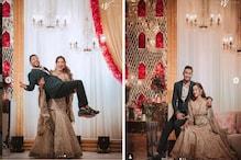 گوہر خان نے خود سے 8 سال چھوٹے شوہر کے ساتھ کیا ایسا کام ، سوشل میڈیا پر مچ گیا ہنگامہ