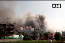 بریکنگ نیوز: کووی شیلڈ بنا رہی سیرم انسٹی ٹیوٹ کی نئی عمارت میں لگی بھیانک آگ