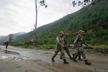 جموں کشمیر: لکھن پور میں آرمی کا پول ہیلی کاپٹر گرکر تباہ، ایک پائلٹ ہلاک