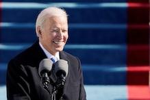 جوبائیڈن نے امریکی صدر کا اٹھایا حلف، کہا- امریکہ کو متحد کرنے کا بھی چیلنج