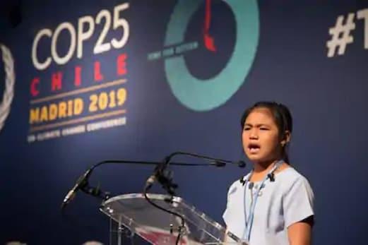 Mission Paani: گریٹا تھنبرگ سے کم نہیں ہندوستان کی لسیپریا کنگوجم، 6 سال کی عمر سے کر رہی ہیں ماحولیات بچانے کی کوشش