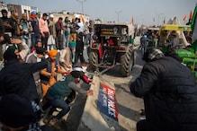 ترنگے کی توہین کے معاملے پر سنگھو بارڈر سے لےکر شاہجہاں پورتک کسانوں کے خلاف نعرے بازی