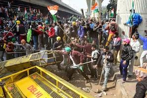 تشدد کو لےکر کسان لیڈروں نے معافی مانگی، کہا- ہم ایسے لوگوں سے خود کو الگ کرتے ہیں