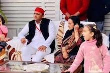 اعظم خان کے کنبہ سے ملنے رامپور پہنچے اکھلیش، بولے۔ بی جے پی میں سب سے زیادہ کنبہ پروری