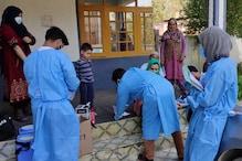 جموں و کشمیر میں کووڈ کا سُکڑتا جال، نئے سال میں 2 مرتبہ کشمیر میں صفر اموات