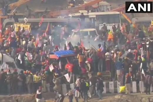 دیپ سدھو اور ان کی تنظیم نے پہلے ہی رچ لی تھی سازش، پہلے مارچ شروع کریں گے: ایس کے ایم