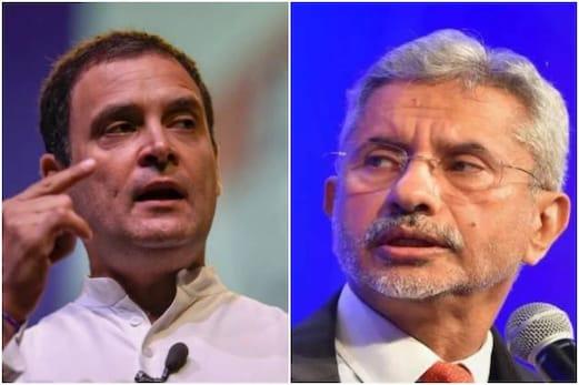 جب خارجہ پالیسی کو لے کر راہل گاندھی اور ایس جئے شنکر کے درمیان جم کر ہوئی بحث